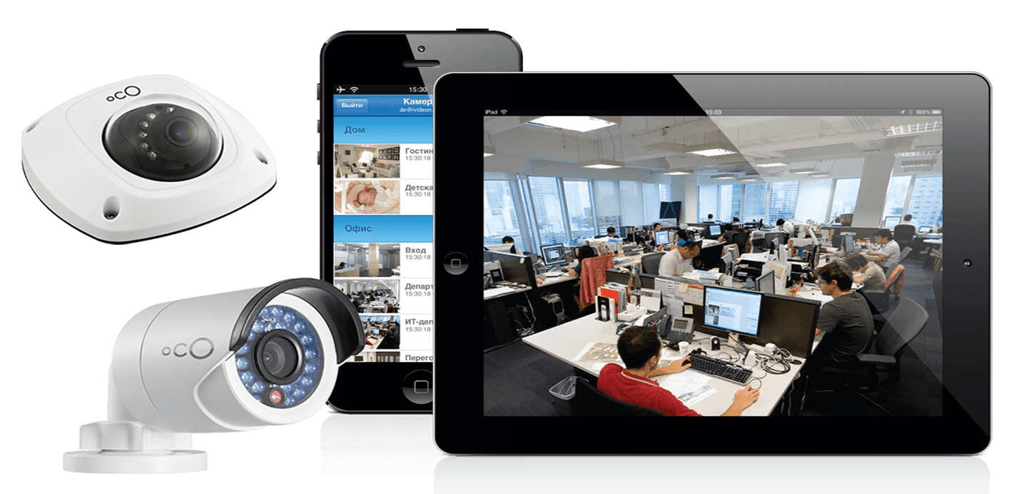 Business Video Surveillance