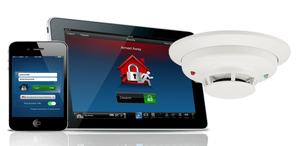 Home Fire Alarms and Burglar Alarms