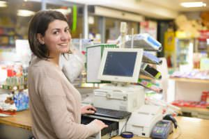 POS Surveillance Systems on Cashier