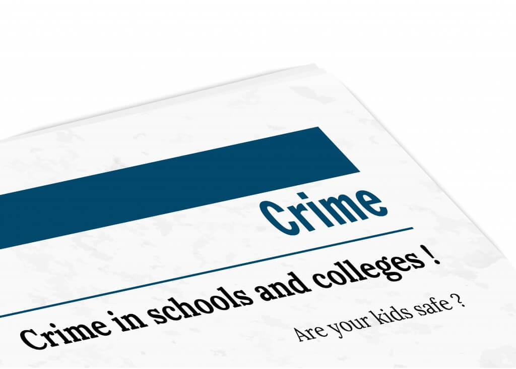 Crime in Schools and Colleges