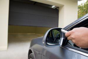 Home Security Garage Door Opener