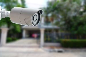Hacking Surveillance Camera