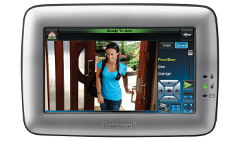 Home Automation Video on Keypad