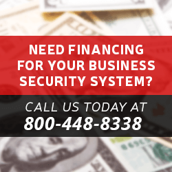 Financing for business security systems