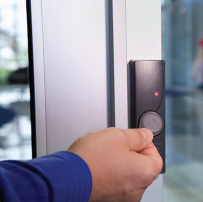 Key Fob Entry System For Buildings