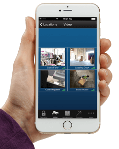 Video Surveillance on iPhone