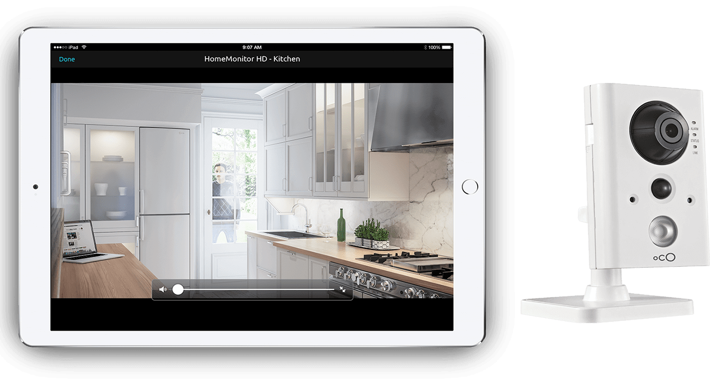 iVideon Pro Home Surveillance Camera