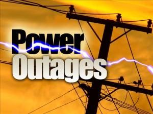 Power Outages Eastern Washington, Northern Idaho
