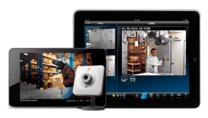 Business Remote Surveillance, Honeywell Products