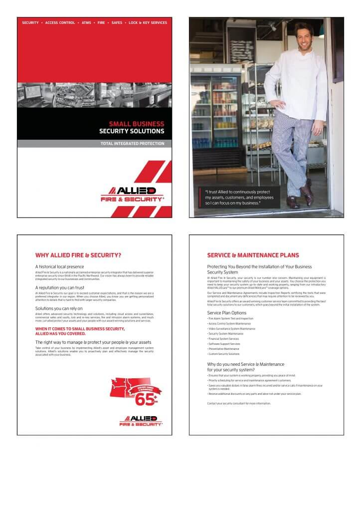 Small Business Brochure