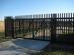 Gates for Security